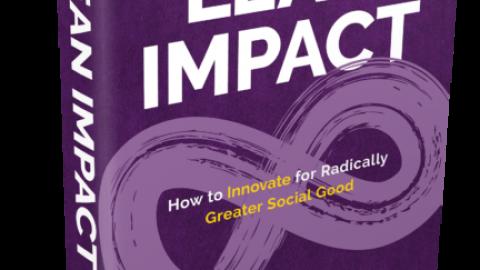 Lean Impact – eine lohnende Lektüre